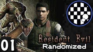 Resident Evil Remake Randomizer | PART 1