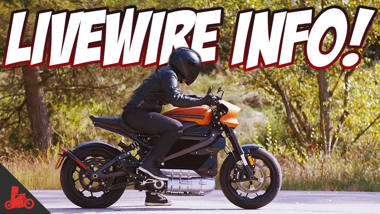 2020 Harley Davidson Livewire Pricing Specs Features