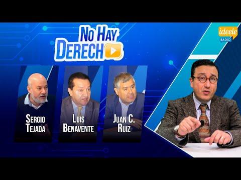 Luis Benavente, Sergio Tejada Y Juan Carlos Ruiz Conversan Con Glatzer Tuesta - [09-12-2019]