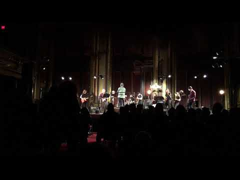 Glenn Branca - Manhattan Masonic Temple - 5/16/2016