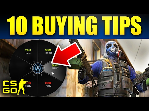 Top 10 Important CS:GO Economy Tips