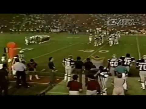 Week 14 - 1984: Arizona Wranglers vs Los Angeles Express