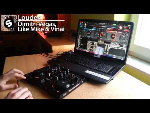 hercules DjControl Instinct mix!!! | Doovi