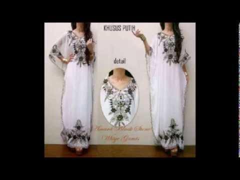 Baju Kaftan Dress Online Terbaru  Murah