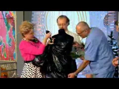Как сшить платье из пакетов мусорных
