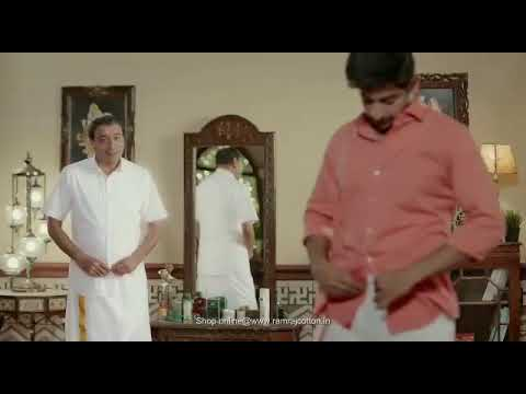 Ramraj Cotton Shirts and Dhotis from YouTube · Duration:  40 seconds