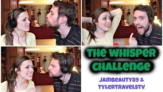 The Whisper Challenge 2015 | with TylerTravelsTV
