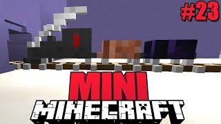 WOHIN FÄHRT der MINI ZUG?! - Minecraft MINI #23 [Deutsch/HD]