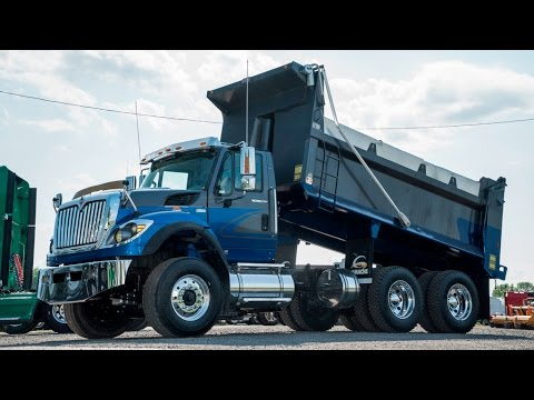 International Trucks For Sale >> 2012 INTERNATIONAL 7500 SBA DUMP TRUCK FOR SALE - YouTube