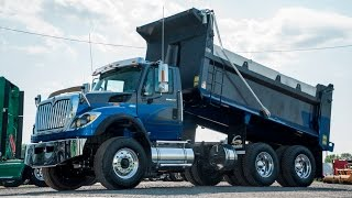 2012 INTERNATIONAL 7500 SBA DUMP TRUCK FOR SALE