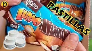 PASTILLAS EN PASTELITO (FAKE) | Luppo Coconut |  La Pinshi Delicia