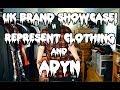 UK Brand Showcase! - Represent Clothing & ADYN