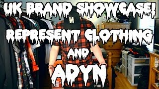 UK Brand Showcase! - Represent Clothing & ADYN Thumbnail