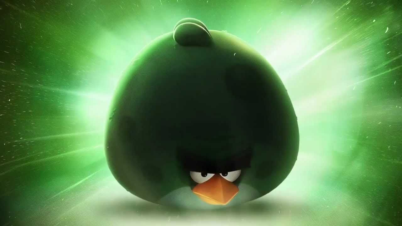Angry birds space green bird gameplay youtube voltagebd Images
