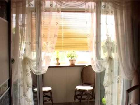 Теплый балкон с увеличением в ульяновке - youtube.
