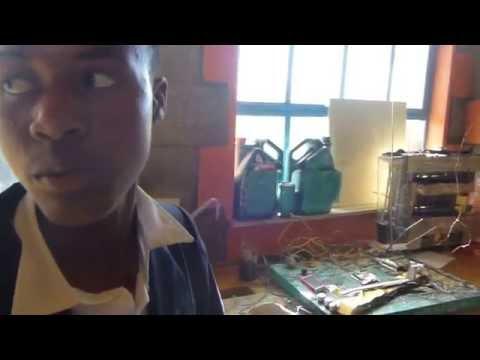 Shortwave Radio Project - Lesotho