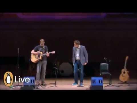 John and Hank Green sing New York City at Carnegie Hall