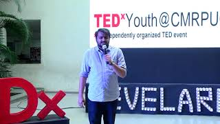 Overcoming the madness of materialism | Mr. Suhas Navarathna | TEDxYouth@CMRPUC