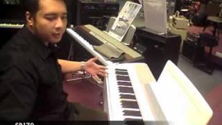 Korg SP170 - Introduction to Digi Piano