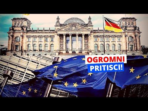 NOVE UCENE ZA SRBIJU! Nemci Preko EU Postavili Novi ULTIMATUM! - Srbija Online