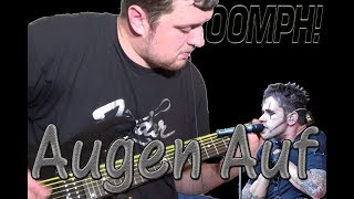 Augen Auf (OOMPH! Guitar, Bass & Piano cover) with Dero Goi vocals