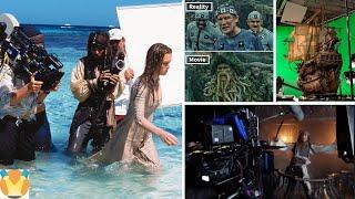 Karayip Korsanları Kamera Arkası - En İyi Derlemeler