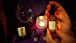 Video ASMR Dream Induction * Witch Apothecary Magickal Uses of Essentail Oils and Herbs download MP3, 3GP, MP4, WEBM, AVI, FLV Agustus 2017