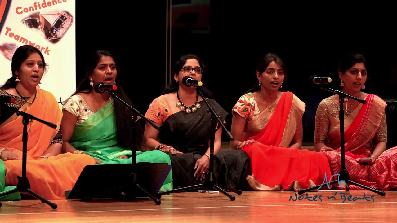 Indian Music Lessons-Carnatic,Hindustani,Bollywood|Ashburn|Notesnbeats