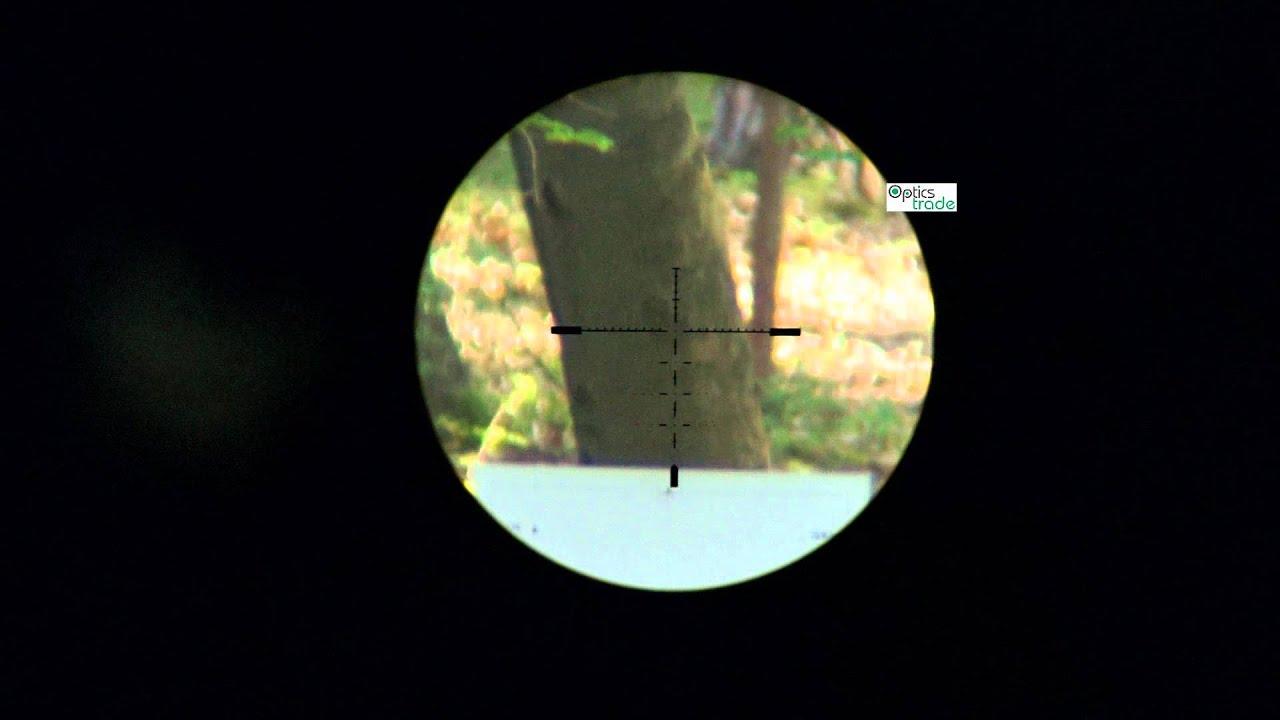 Delta optical titanium 4.5 30x50 reticle mcz ii subtensions youtube