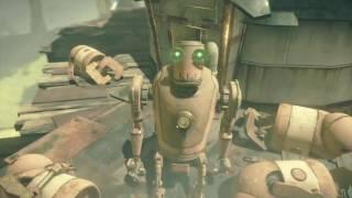 Nier: Automata — трейлер даты выхода