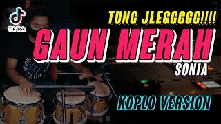 GAUN MERAH KOPLO VERSION COVER