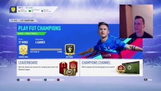 FUT CHAMPIONS WEEKEND LEAGUE #5 p3 (FIFA 19) (LIVE STREAM)