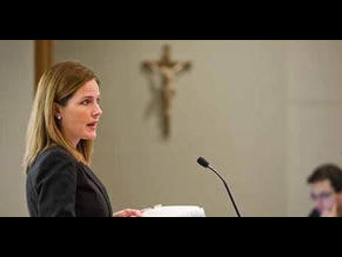 JUDGING AMY BARRETT: More Rebellion Against God