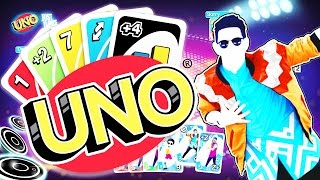 REVENGE OF THE TROLL CARDS (DANCE DANCE) - UNO ONLINE