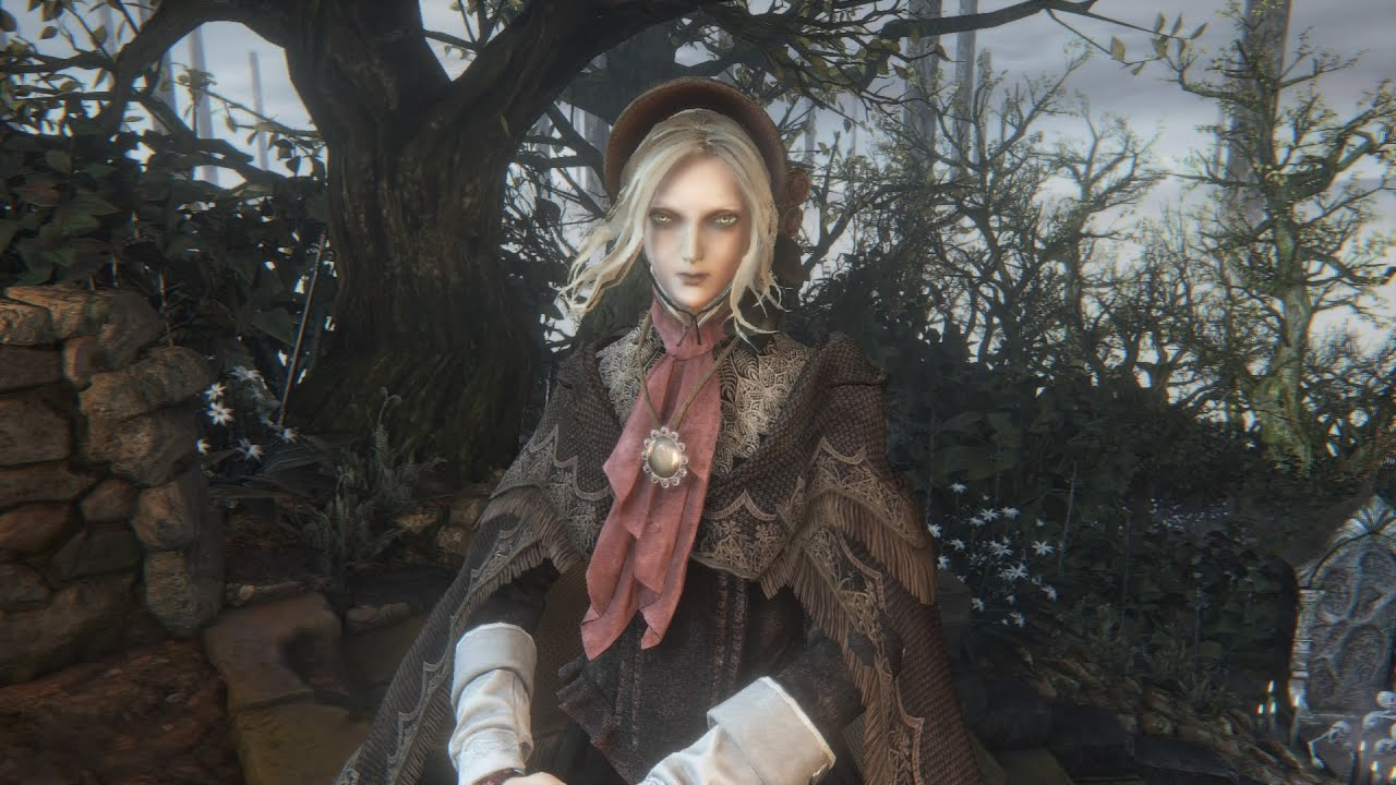 Bloodborne -How to make the Doll or Maria-【revised HD ver ...