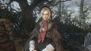 Bloodborne -How to make the Doll or Maria-【revised HD ver】creation sliders as Large_Messenger