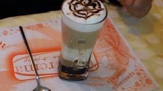 Ирландский кофе с ликером и кленовым сиропом(рецепт)
