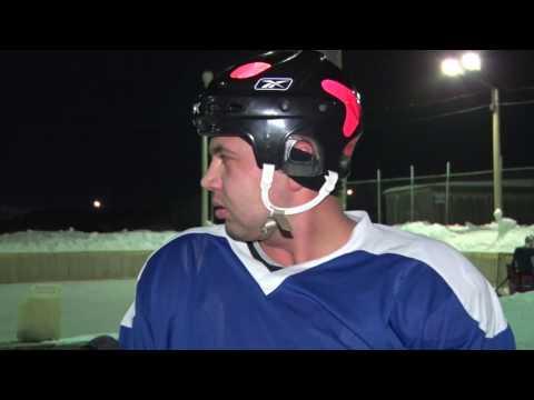 хоккеист познакомится