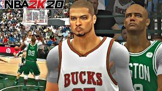 NBA 2K20 Mobile MyCareer Ep.6 - DUNKING ON TACKO FALL!!Dropping 55 Pts ON Celtics