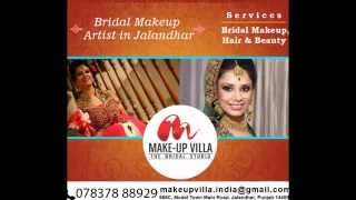 Best Bridal Makeup Artist in Jalandhar punjab