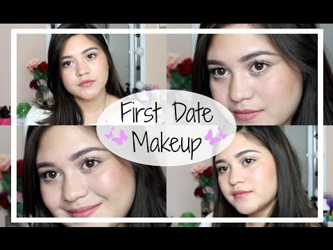 First Date Makeup {talk through bahasa Indonesia} | SarahAyu
