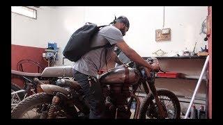 The Design | Build To Ride