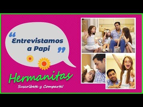Hermanitas - Entrevistamos A Roberto Angel Salcedo