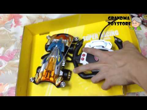 Unboxing TOYS Review/Demos - Part 2 Tamiya...