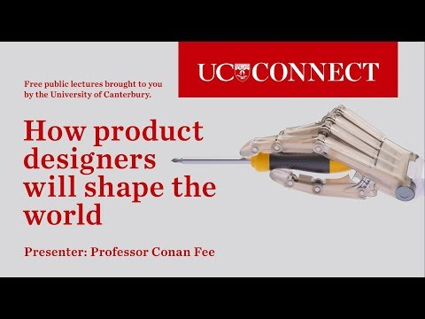 UC Connect:: How product designers will shape the world