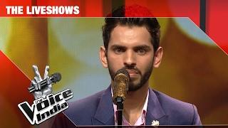 Niyam Kanungo - Ehsaan Tera Hoga | The Liveshows | The Voice India S2
