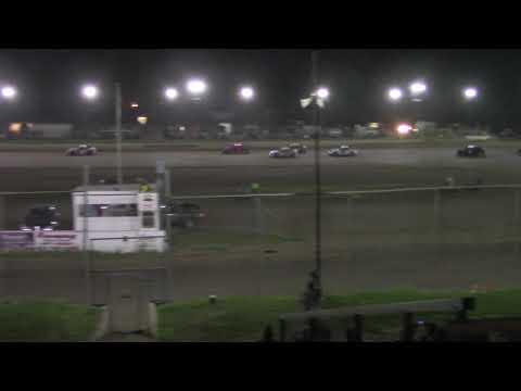 Peoria Speedway 8-10-19 Hornet Feature Highlights