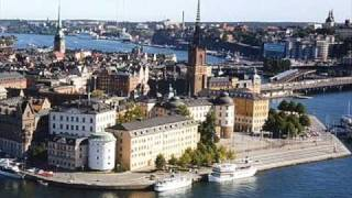 Stefan Sundström - Peace and love i Stockholm city