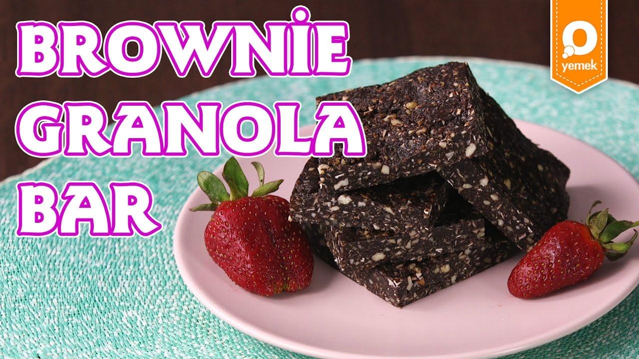 Sağlıklı brownie nasıl yapılır