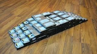 Утилізація жорстких дисків. Розбір 9 зразків з пристрастю. Неодимові магніти. Відходи в доходи.